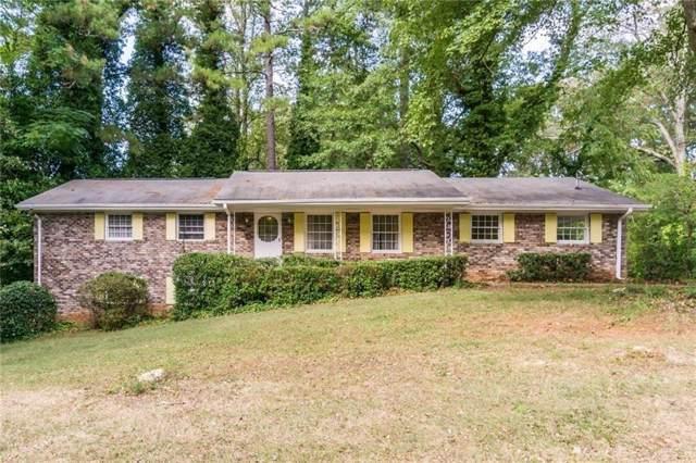 2781 Staunton Drive SE, Marietta, GA 30067 (MLS #6630216) :: North Atlanta Home Team