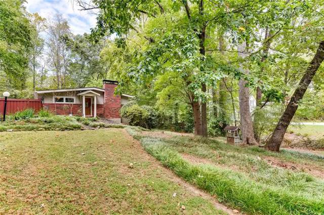 2741 Cove Circle NE, Brookhaven, GA 30319 (MLS #6630247) :: North Atlanta Home Team