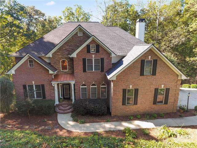3845 Clubhouse Drive, Gainesville, GA 30501 (MLS #6630460) :: North Atlanta Home Team