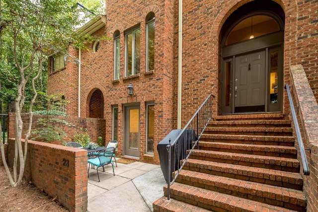 23 Westfair Court, Sandy Springs, GA 30328 (MLS #6630519) :: Kennesaw Life Real Estate