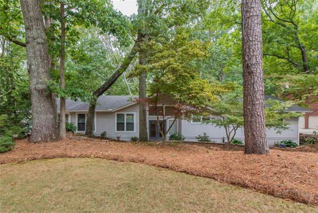 735 Lake Top Way, Roswell, GA 30076 (MLS #6630536) :: North Atlanta Home Team
