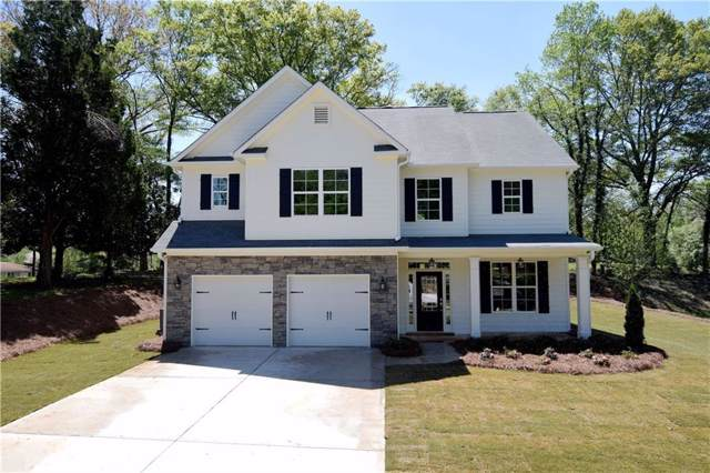 120 Towne Park Drive, Hiram, GA 30141 (MLS #6630707) :: North Atlanta Home Team