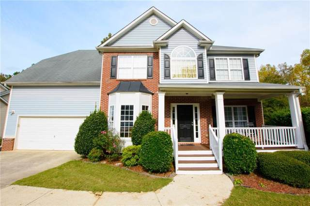 145 Creekside View, Hiram, GA 30141 (MLS #6630719) :: North Atlanta Home Team