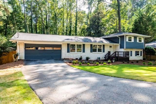 2903 Ponderosa Circle, Decatur, GA 30033 (MLS #6631040) :: North Atlanta Home Team