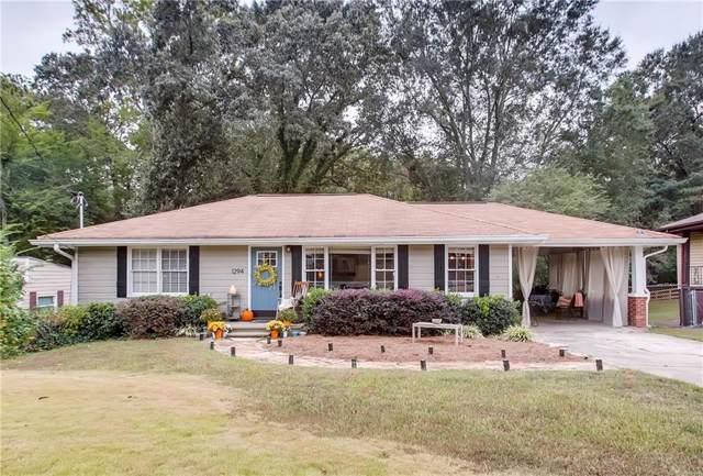 1294 Belmont Avenue SE, Smyrna, GA 30080 (MLS #6631084) :: RE/MAX Prestige