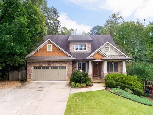 1556 Gaylor Drive SE, Smyrna, GA 30082 (MLS #6631139) :: North Atlanta Home Team