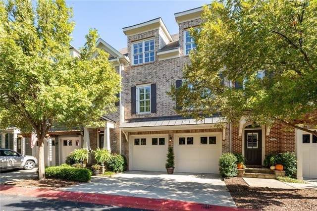 2410 Saint Davids Square NW #16, Kennesaw, GA 30152 (MLS #6631204) :: Kennesaw Life Real Estate