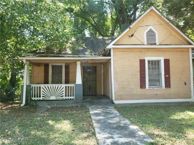 2172 Telhurst Street SW, Atlanta, GA 30310 (MLS #6631220) :: North Atlanta Home Team