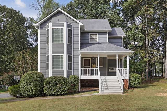 2418 Tammeron Drive SW, Marietta, GA 30064 (MLS #6631425) :: North Atlanta Home Team