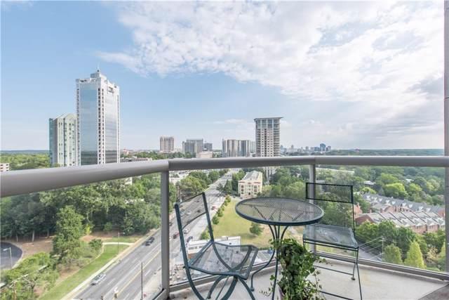 2795 Peachtree Road NE #1405, Atlanta, GA 30305 (MLS #6631434) :: North Atlanta Home Team