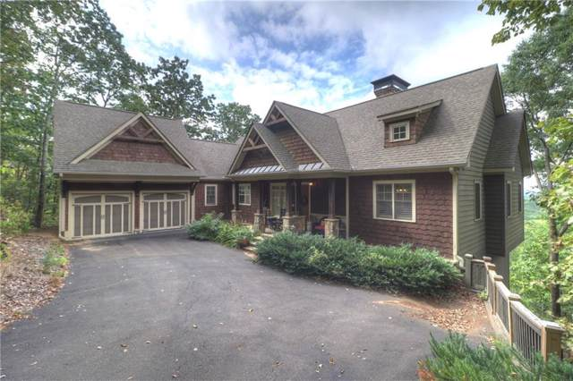 196 Cox Mountain Lane, Big Canoe, GA 30143 (MLS #6631518) :: The Heyl Group at Keller Williams