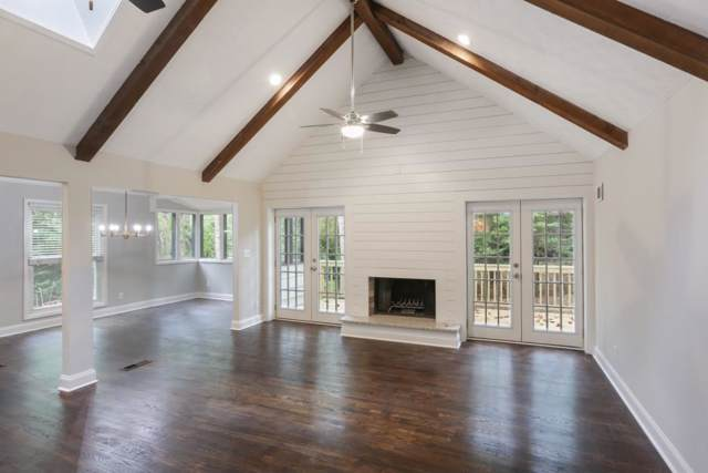 425 Taberwood Way, Roswell, GA 30076 (MLS #6631590) :: Scott Fine Homes