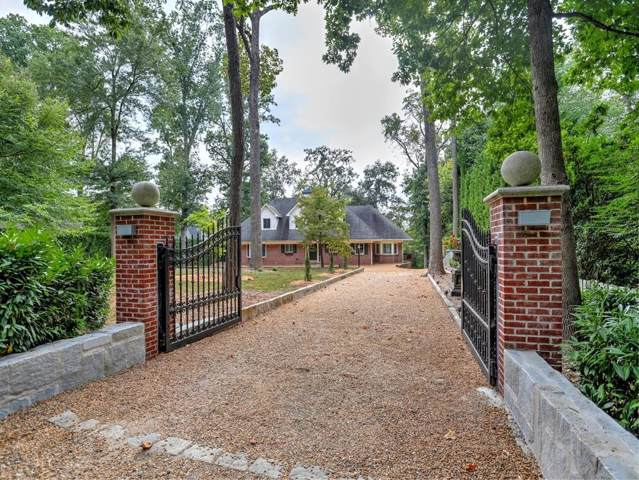 1081 Lee Circle NE, Atlanta, GA 30324 (MLS #6631600) :: North Atlanta Home Team