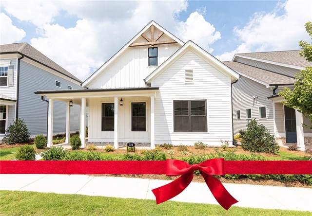 124 Idylwilde Way, Canton, GA 30115 (MLS #6631644) :: Charlie Ballard Real Estate