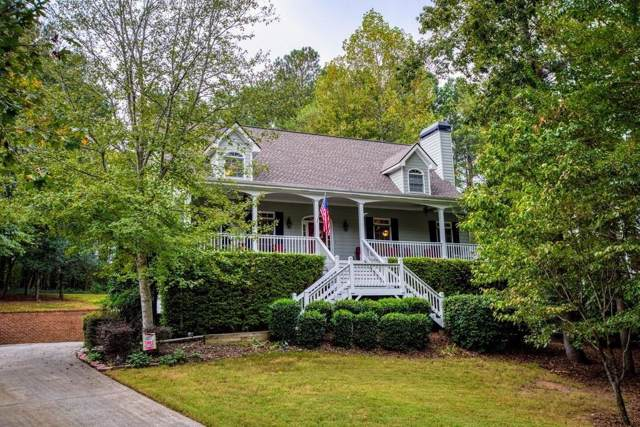 507 Wintergreen Way, Canton, GA 30115 (MLS #6632012) :: The Zac Team @ RE/MAX Metro Atlanta