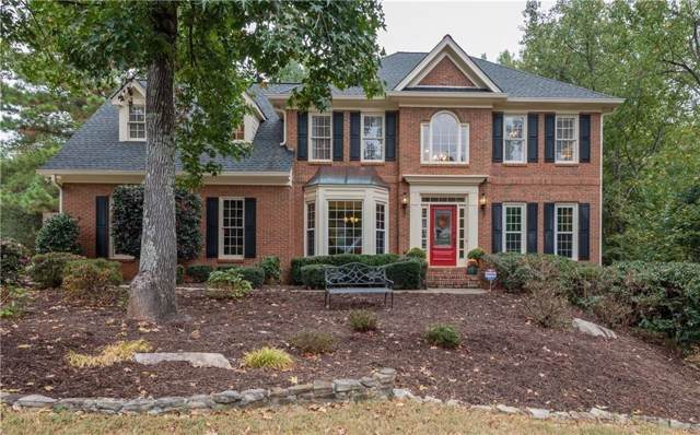 600 Linkside Hollow Hollow, Alpharetta, GA 30005 (MLS #6632014) :: RE/MAX Prestige