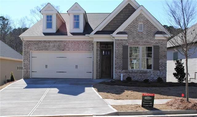 412 Serenity Lane, Woodstock, GA 30188 (MLS #6632179) :: MyKB Partners, A Real Estate Knowledge Base