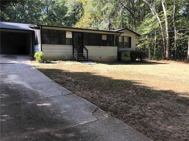 3817 Maggie Drive SE, Conyers, GA 30013 (MLS #6632221) :: North Atlanta Home Team