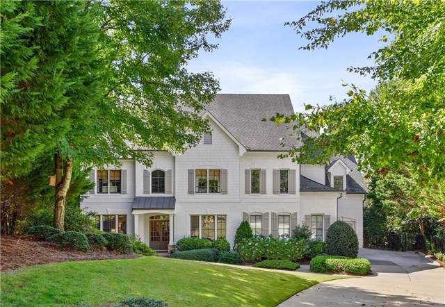 720 Estate Way, Sandy Springs, GA 30319 (MLS #6632231) :: North Atlanta Home Team