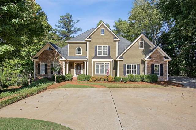 854 Crossfire Court NW, Marietta, GA 30064 (MLS #6632288) :: Charlie Ballard Real Estate