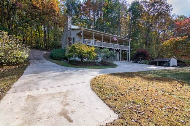 895 Alfred Taylor Drive, Demorest, GA 30535 (MLS #6632317) :: Kennesaw Life Real Estate