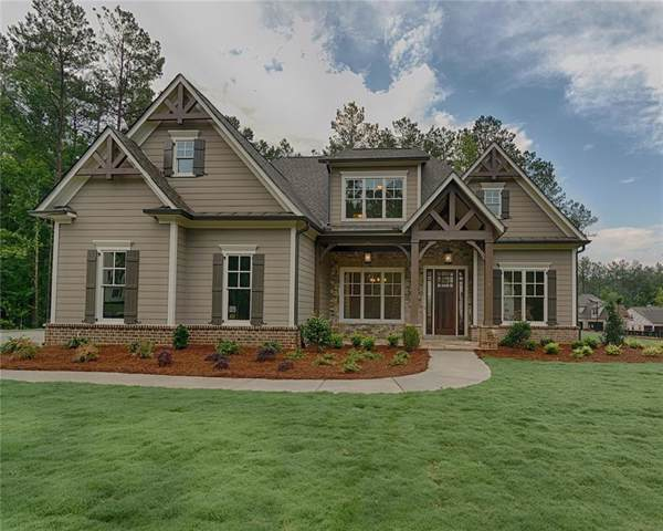 195 Jackson Heights Lane, Marietta, GA 30064 (MLS #6632409) :: The Heyl Group at Keller Williams