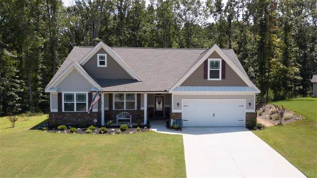 5527 Woodstream Court, Gainesville, GA 30507 (MLS #6632460) :: The Hinsons - Mike Hinson & Harriet Hinson