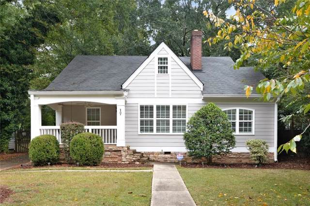 17 Spence Avenue NE, Atlanta, GA 30317 (MLS #6632538) :: The Heyl Group at Keller Williams