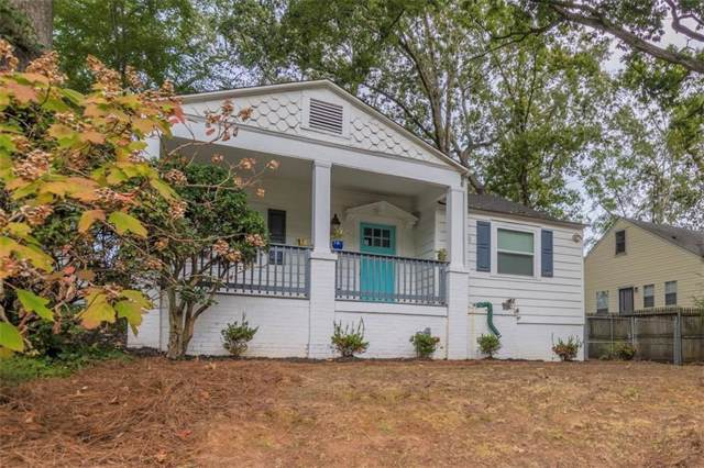 1409 Womack Avenue, East Point, GA 30344 (MLS #6632667) :: The Cowan Connection Team