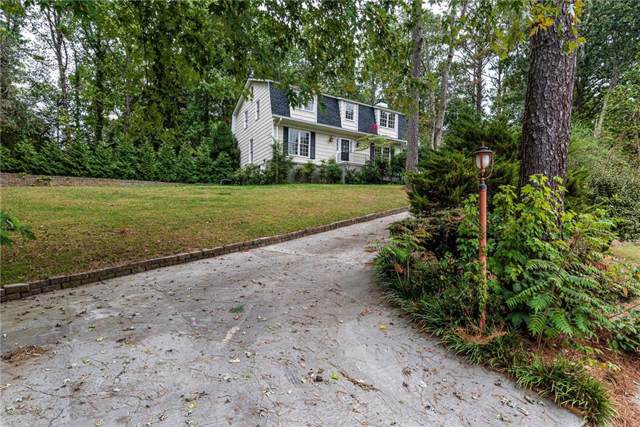 4586 Hunting Hound Lane, Marietta, GA 30062 (MLS #6632681) :: The Heyl Group at Keller Williams
