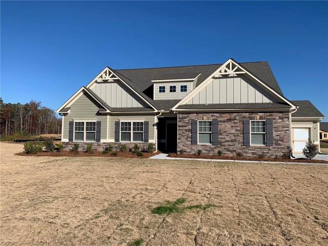 301 Benstone Drive, Calhoun, GA 30701 (MLS #6632702) :: Dillard and Company Realty Group