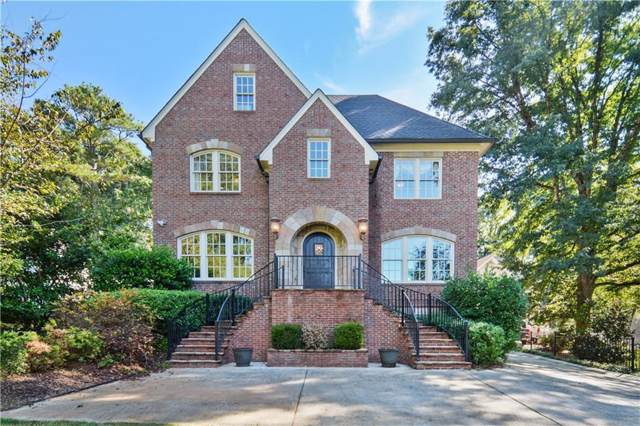 4685 E Conway Drive NW, Sandy Springs, GA 30327 (MLS #6632800) :: The Hinsons - Mike Hinson & Harriet Hinson