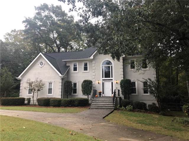1340 Lakeshore Drive, Snellville, GA 30078 (MLS #6633177) :: The North Georgia Group