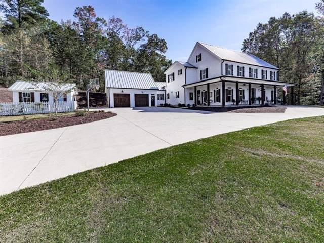 968 Jerusalem Church Road, Waleska, GA 30183 (MLS #6633214) :: The North Georgia Group