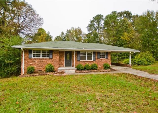 141 Cooper Lake Road, Mableton, GA 30126 (MLS #6633312) :: North Atlanta Home Team