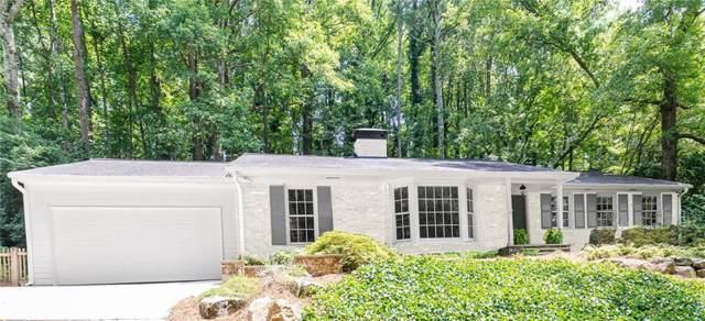 2781 Mornington Drive NW, Atlanta, GA 30327 (MLS #6633460) :: Team RRP | Keller Knapp, Inc.