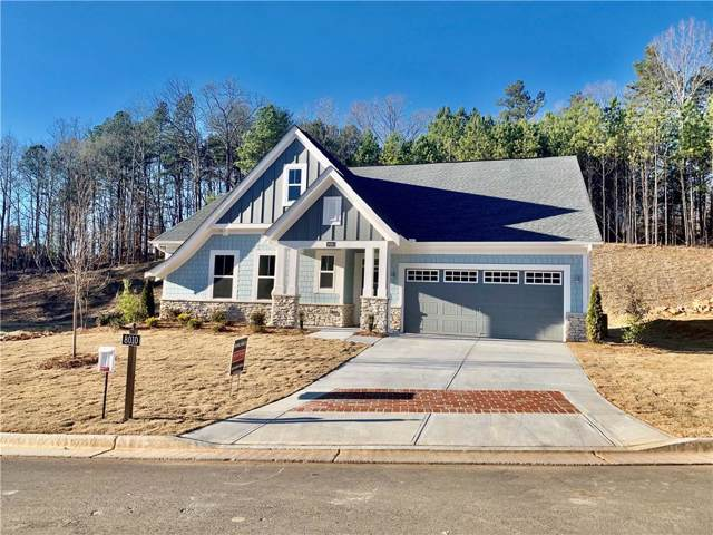 819 Commerce Trail, Canton, GA 30114 (MLS #6633529) :: Good Living Real Estate