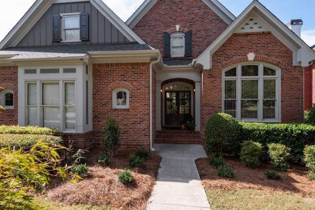 1005 Allen Lake Lane, Suwanee, GA 30024 (MLS #6633545) :: The Heyl Group at Keller Williams