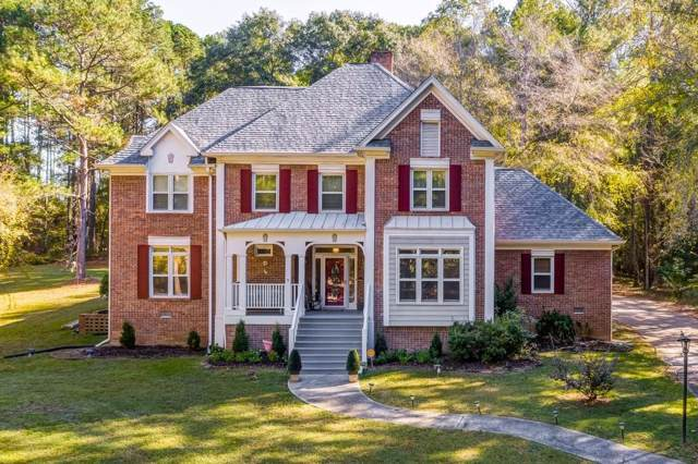 100 Highlands Way, Oxford, GA 30054 (MLS #6633554) :: Charlie Ballard Real Estate
