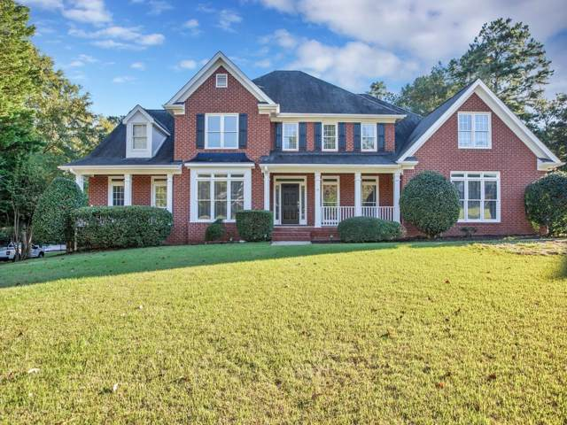 350 Emerald Lake Drive, Fayetteville, GA 30215 (MLS #6633844) :: Charlie Ballard Real Estate