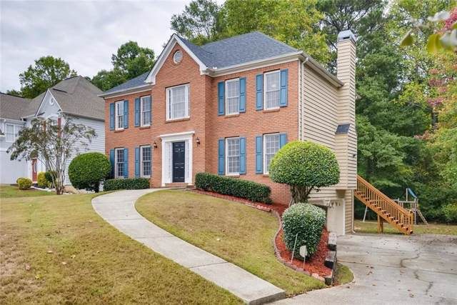 3438 Sweetbriar Lane, Powder Springs, GA 30127 (MLS #6633937) :: The Heyl Group at Keller Williams