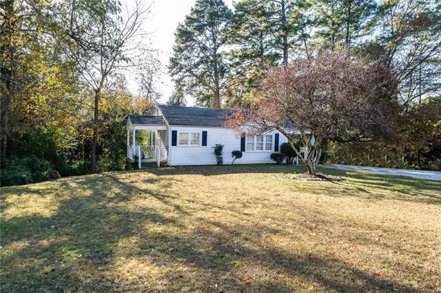 3791 Due West Road, Marietta, GA 30064 (MLS #6633974) :: RE/MAX Prestige