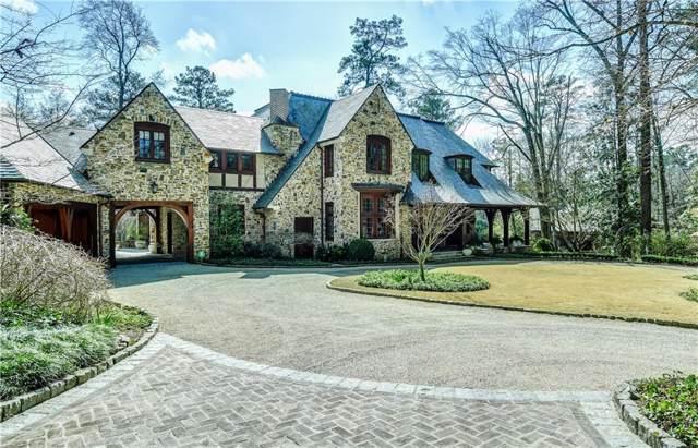2561 Bohler Road NW, Atlanta, GA 30327 (MLS #6634004) :: North Atlanta Home Team