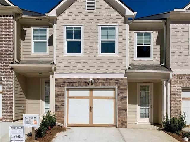 1016 Belfry Terrace #997, Fairburn, GA 30213 (MLS #6634092) :: North Atlanta Home Team