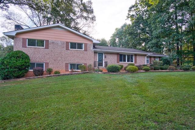 345 Plantation Circle, Fayetteville, GA 30214 (MLS #6634197) :: North Atlanta Home Team