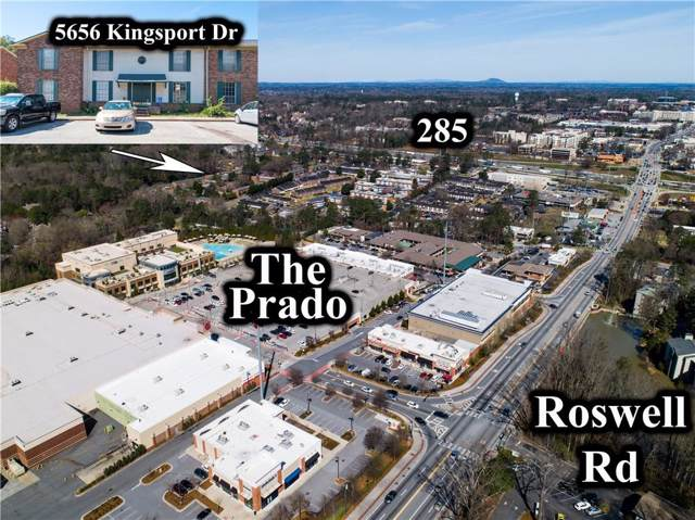 5656 Kingsport Drive #6, Sandy Springs, GA 30342 (MLS #6634213) :: Kennesaw Life Real Estate