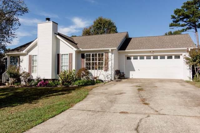 157 Alicia Drive, Winder, GA 30680 (MLS #6634390) :: The Heyl Group at Keller Williams