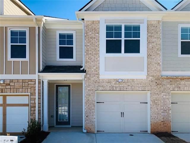 1017 Belfry Terrace #1001, Fairburn, GA 30213 (MLS #6634542) :: North Atlanta Home Team