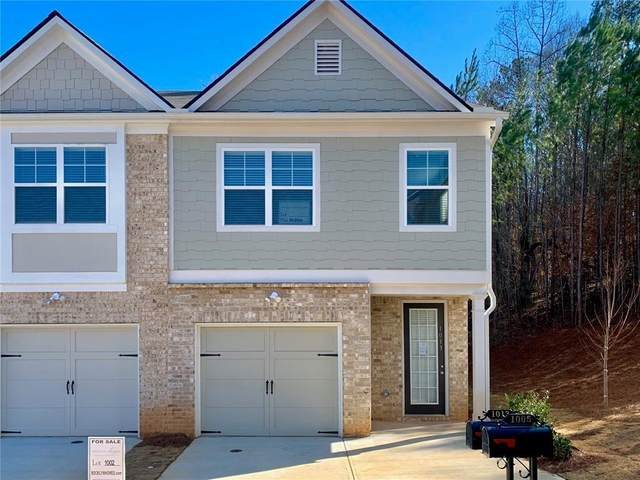 1013 Belfry Terrace #1002, Fairburn, GA 30213 (MLS #6634545) :: RE/MAX Paramount Properties