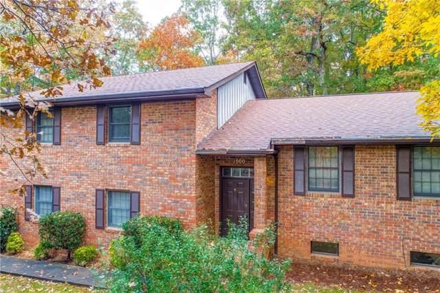 1000 Lakeshore Drive, Gainesville, GA 30501 (MLS #6635127) :: North Atlanta Home Team